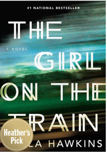 The Girl on the Train - Paperback