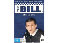The Bill Complete Series 1 DVD ( 4 Discs)
