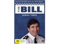 The Bill Complete Series 3 DVD ( 3 Discs)