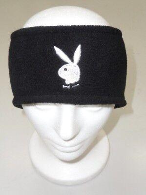 PLAYBOY BUNNY WINTER FLEECE HEADBAND - Fleece Headbands