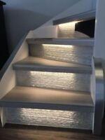 Service de sablage de plancher sans poussière