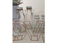 Wedding Accessories * Decorations * Fairy Lights * Sweets Jars * Lace Table Runners * Confetti*