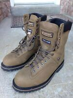 Size 10 1/2  JB Goodhue Insulated New Work Boots