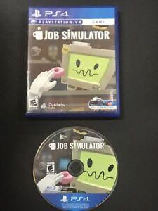 Job Simulator for PSVR