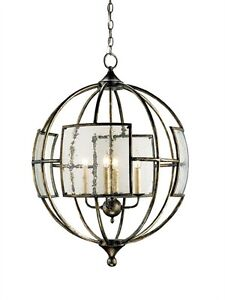 Brand New Currey & Co Pendants, Chandeliers & Table Lamps London Ontario image 7