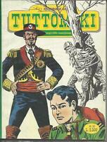 Tuttomiki N° 25 (dardo, 1990) Capitan Miki - Formato Bonelli - Tutto Miki -  - ebay.it