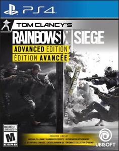 Rainbow Six Siege - Advanced Edition Play Station 4 Game