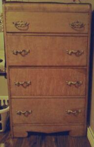 4 Drawer Dresser For Sale