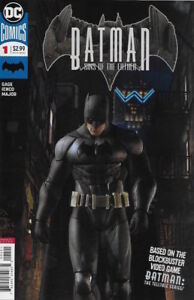 Batman - Sins Of The Father (2018) Issues 1-4 (Complete) $20
