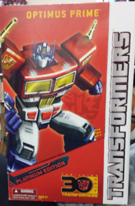 Transformers Optimus Prime Year of the Horse Edition Hasbro
