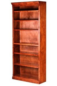 Red oak Bookshelf