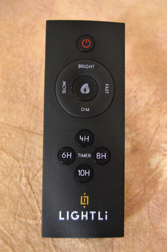 Liown LightLi Remote for Flameless Candle, NEW