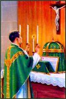 Traditional CATHOLIC LATIN MASS area of BATHURST NB Aug 28th