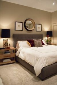 WalkYonge&Finch;Wanted Female Housemate-Furnish Bdrm-NewConstruc