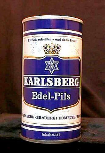KARLSBERG EDEL-PILS - LATE 1960