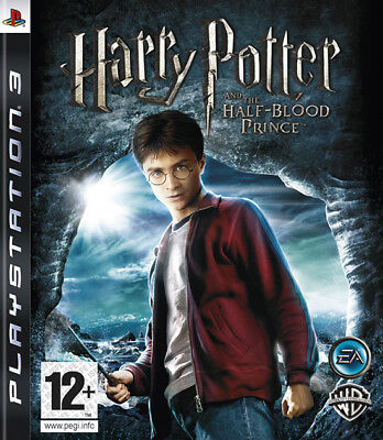 Harry Potter And the Half Blood Prince ~ PS3 (in Good Condition) comprar usado  Enviando para Brazil