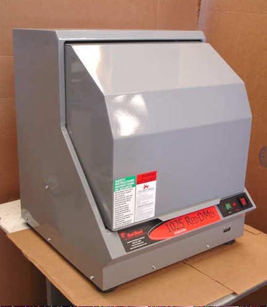 New Demo Red Devil Model 1025  One Gallon Gyroscopic Paint Shaker