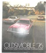 Oldsmobile Dealer Book