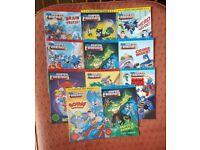 DC superhero First Reader collection
