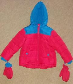 George boys coat 1 1/2 - 2 years immaculate condition