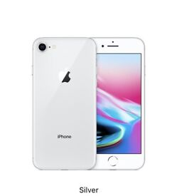 IPhone 8 Silver 64 GB