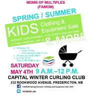 FAMOM Spring/Summer Consignment Sale