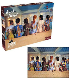 Pink-Floyd-Back-Catalogue-Artwork-1000-Piece-Jigsaw-Puzzle-New-In-Sealed-Box