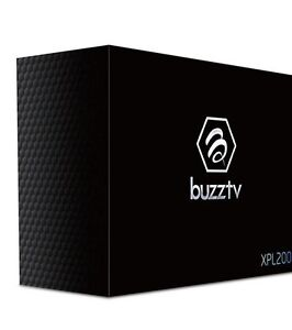 BUZZ TV ANDROID BOX WITH KODI AND LIVE TV 5000 CHANNELS ALL HD
