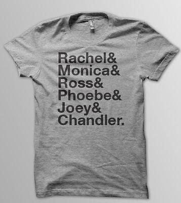 Friends Tv Show Cast T Shirt