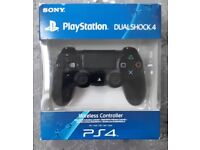 Ps4 Dualshock 4 Controller with box