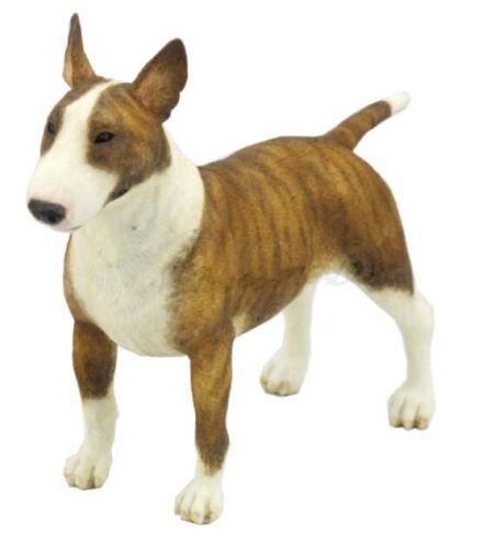 5.5 Inch Bull Terrier Statue Dog Figure Figurine Home Decor