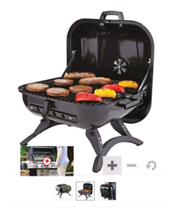 Master Chef Portable Charcoal BBQ