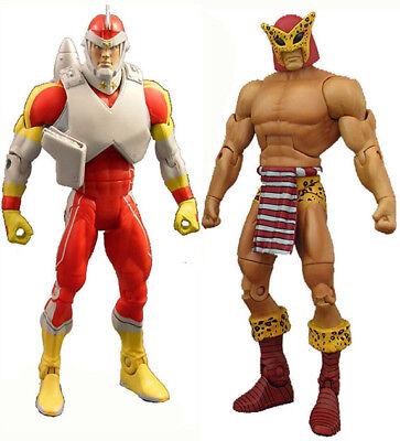 DC Universe Classics ADAM STRANGE & B'WANA BEAST 2-Pack LOOSE Figure (Adam Strange Figure)