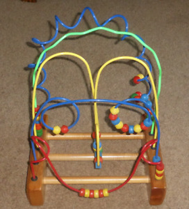 Large Bead Maze by Educo