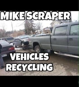Scrap Cars &Used CarsWe Pay $$Top$$Cash$$ 416-904-7840