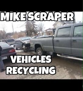 CALL MIKE✨✨ WE PAY THE HIGHEST FOR SCRAP CARS ✨✨647-633-1034