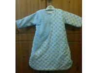 Purflo baby sleeping bag sac 0-3 months - Detachable sleeves