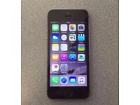 iPhone 5s Space Grey Unlocked to all Networks Good Condition Can Deliver