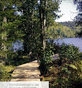 Land for sale on Wilson Lake, Grenville