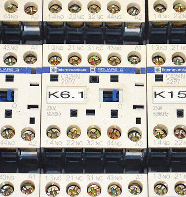 Schneider Electric / Telemecanique CA2KN22-P7