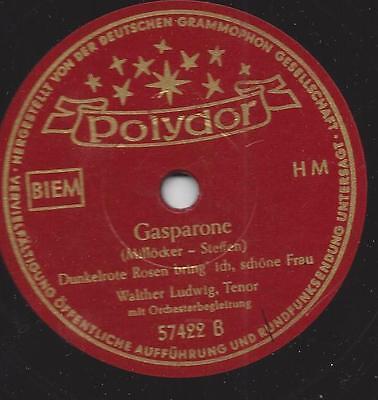 Lillie Claus aus Wien mit Walther Ludwig 1940 : Florenz hat schöne Frauen