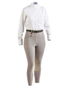 New-Royal-Highness-Collection-Ladies-KHAKI-Reg-Rise-Reg-Length-Riding-Breeches