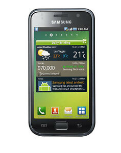 Features of the Samsung Galaxy s i9000