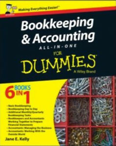 Bookkeeping & Accounting All-in-One For Dummies - Read on PC/Phone/Tablet
