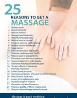 Get Ready For Spring with a Real Massage!