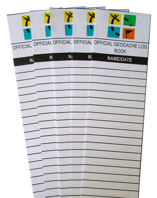 How to Use Geocaching Logbooks and Sheets | eBay