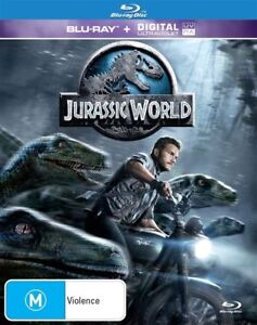 Jurassic World (Blu-ray RB)