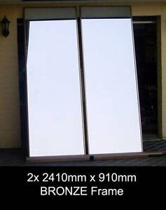 XL MIRRORS - 2x 2410 x 910 - GYM DANCE FITNESS STUDIO ARENA Penrith Penrith Area Preview