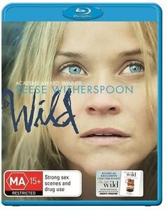Wild Blu-ray Brand New Region B Aust. - Reese Witherspoon