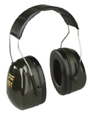 3M Peltor Optime 101 Ear Muffs Hearing Protection Shooting Range Safety Earmuffs (Peltor Hearing Muffs)